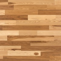 Hickory Hardwood Flooring Natural Émira Ambiance Lauzon