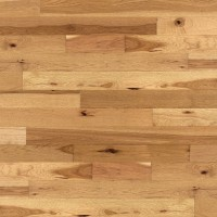 Hickory Hardwood Flooring Natural Honeymoon Homestead Designer Lauzon