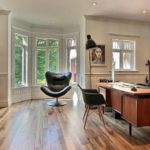 With this beautiful room as an office the transition betweenhellip